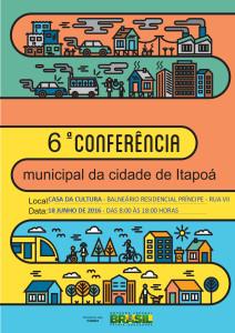 Cartazes Conferência das Cidades.cdr